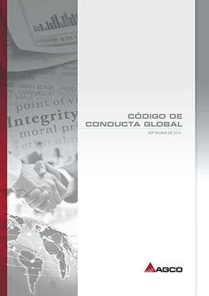 AGCO Global Code of Conduct_Spanish_Cover-only
